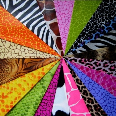 Decopatch Paper Whole Sheet Multi Pack- Animal Prints