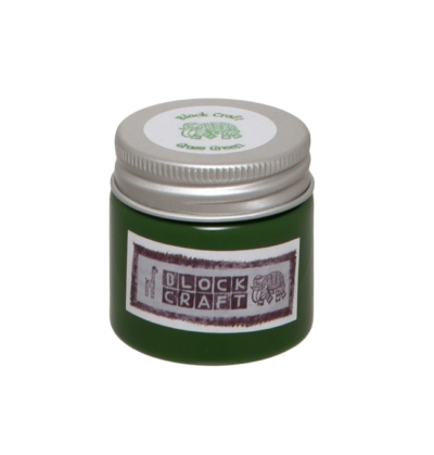 Block Craft Fabric Paint- Grass Green