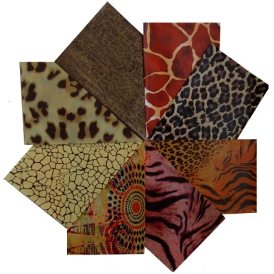 decopatch paper pieces pack- tanzania