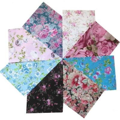 decopatch paper pieces pack- vintage florals