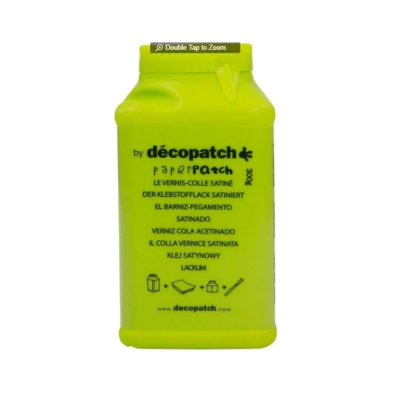 Decopatch Glossy Glue & Varnish