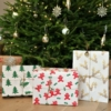 Printed Christmas Wrapping Paper