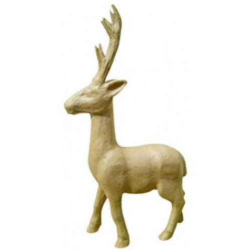LA105 Reindeer Decopatch