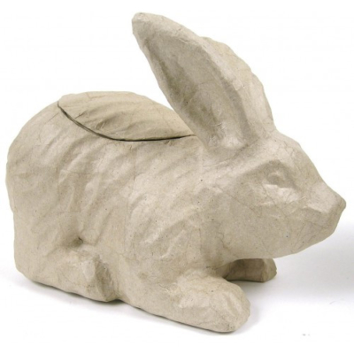 MA101 Rabbit with cover Decopatch