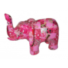 SA108 Trunk Up Elephant Decopatch Sample