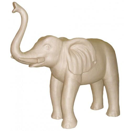 XLA02 Elephant Decopatch