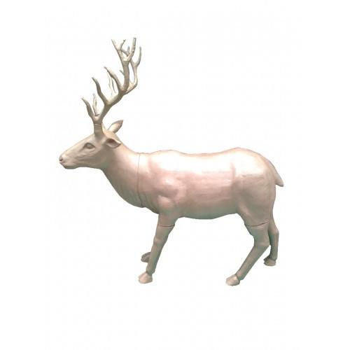 XXLA07 Reindeer Decopatch