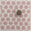 Indian Block Printed Fabric- Small Flower