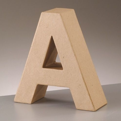 Free Standing Letter A