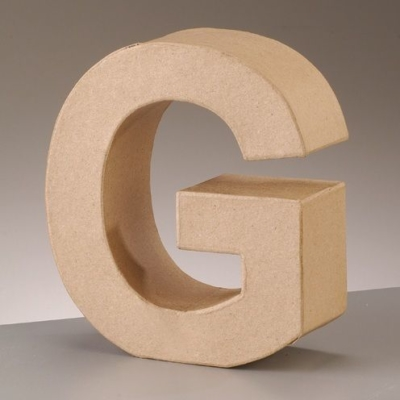 Free Standing Letter G