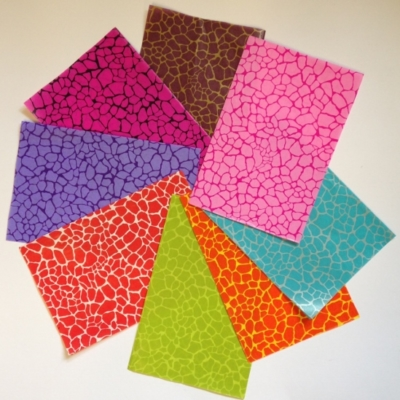decopatch paper pieces pack- mosaics