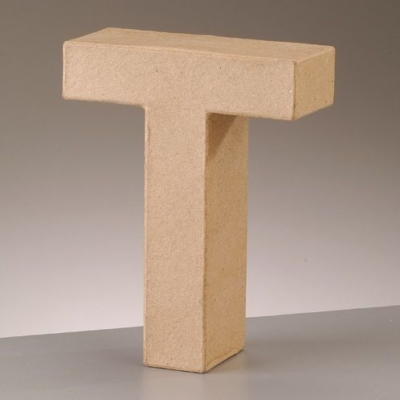 Free Standing Letter T