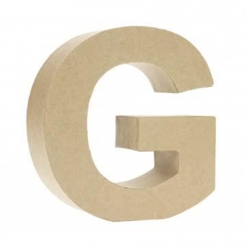 Freestanding Pulpboard Letters
