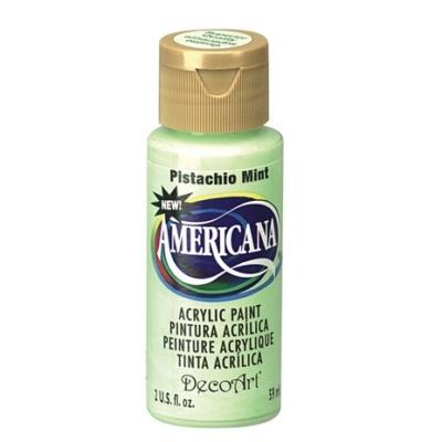 Acrylic Paint- Pistachio Mint