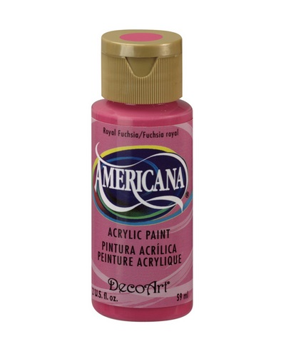 Acrylic Paint- Royal Fuchsia