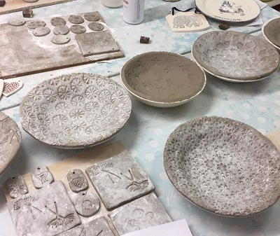 2 Part Clay Printing Workshop