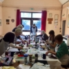 Block Printing Group Workshop
