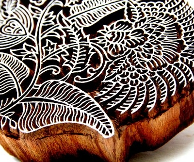 All Indian Wooden Printing Blocks