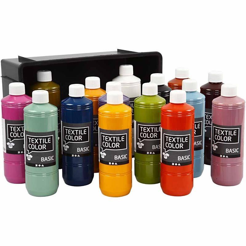 Block Craft Paints