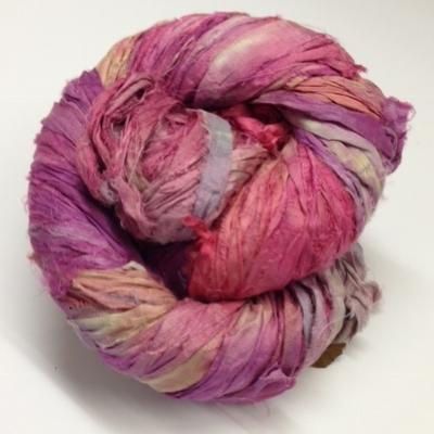 indian sari silks
