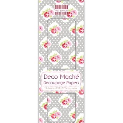 FEDEC107 Deco Mache Paper