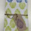 indian wooden block printed napkins