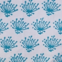 Indian Block Printed Fabric