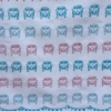 Indian Block Printed Tea Towel Campervan Bunting