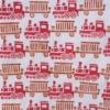 Indian Block Printed Fabric