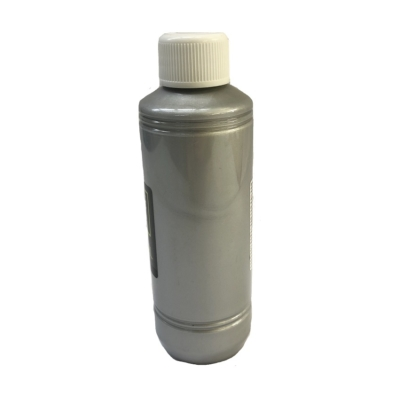 250ml Silver Fabric Paint