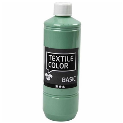 Block Craft 500ml sea green fabric paint