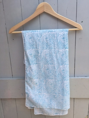 Block Craft- Hand Block Printed Scarf