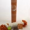Block Print Your Own Scarf Kit- Orange Elephant