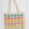 Hand Block Printed Tote Bag