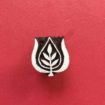 Mini Indian Printing Block- Ethnic 5