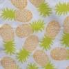 Pineapple Printed Fabric
