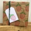 Strawberry Wrapping Paper