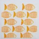 Indian Wooden Printing Block- Detailed Fish