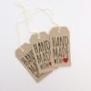 Handmade With Love Printing Block