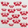 Indian Block Printed Fabric - Crab