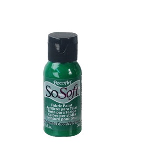 DecoArt SoSoft Fabric Paint