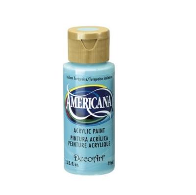 Americana DecoArt Indian Turquoise Acrylic Paint