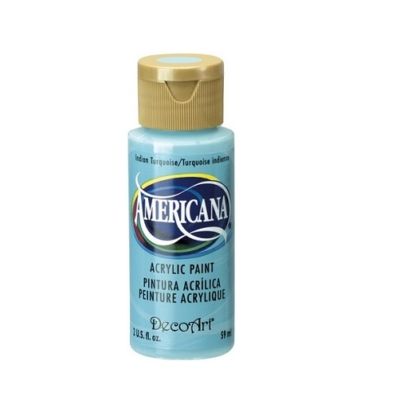 Americana DecoArt Indian Turquoise Acrylic Paint