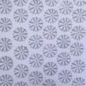 Block Printed Fabric- Grey