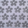 Block Printed Fabric- Grey
