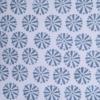 Block Printed Fabric- Indigo