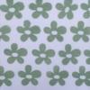 Block Printed Fabric- Khaki