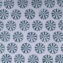 Block Printed Fabric- Ocean