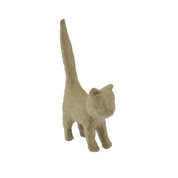 AP129 Decopatch Animal Long Tail Cat