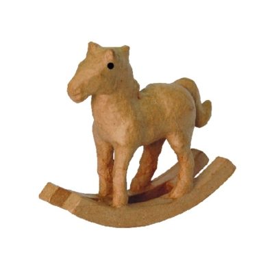 AP130 Decopatch Animal Rocking Horse